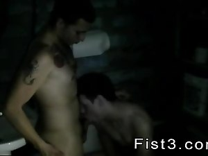 Emo gay cock fisting first time Seth Tyler Kendoll Mace Get Caught