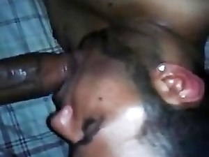 black suck a BBC
