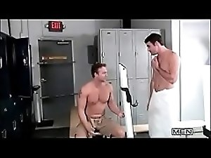 Hardcore Gay Sex Between Two Hot Amateur Dudes 13