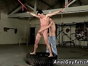 Male bj hand bondage movie gay Our fresh victim stud doesn't know what to
