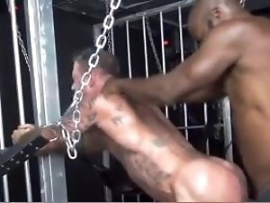 Black Daddy Fucks White Daddy