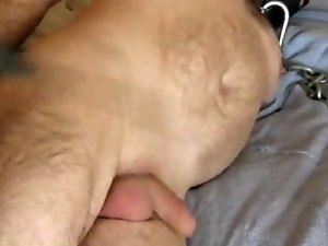 Cock and ball torture for gay slave